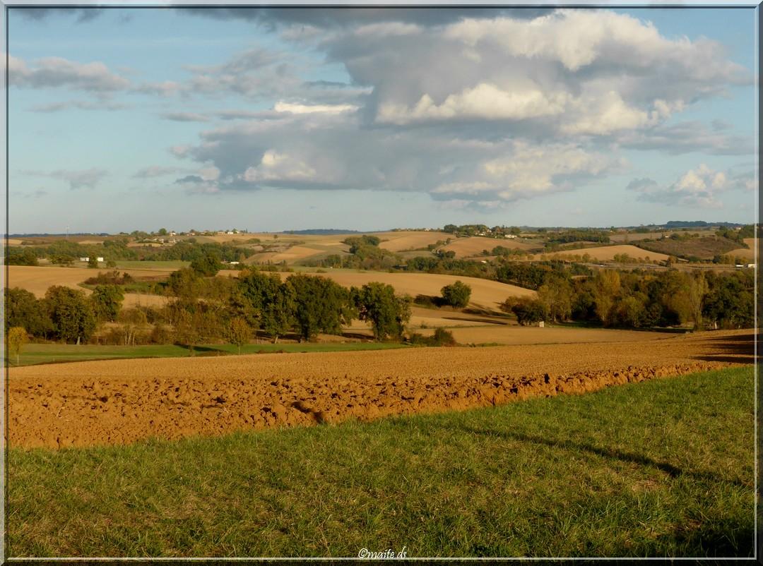 Paysages gersois - (32) Octobre 2014