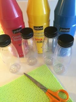 Tampons de peinture (recup)
