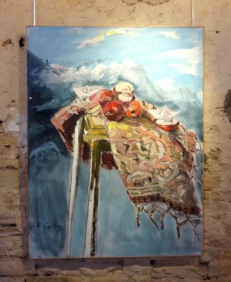 """La nouvelle exposition de Karin Neumann s'intitule : """"Artiste Surprise"""""""