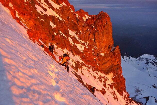Les couleurs du Mt. Rainier