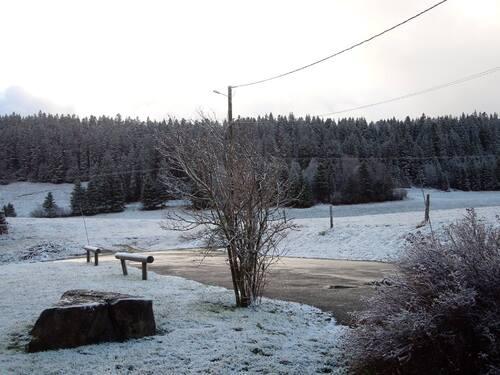 neige à reculfoz