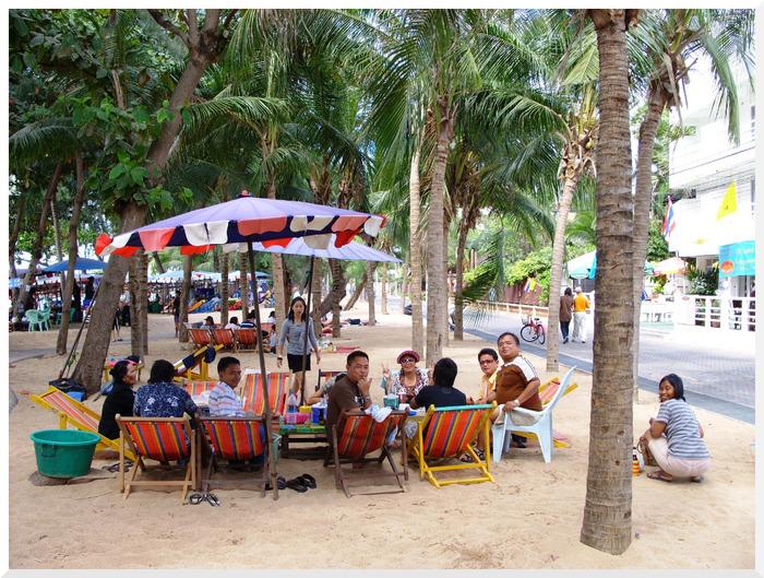 Photos de Thaïlande_23.  Fête à la Plage.