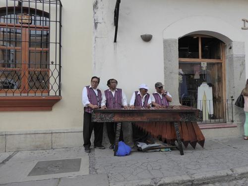 Jour 17, Guatemala, Antigua, Centre Ville, Vidéo