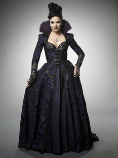 "Costume ""Regina Mills"" - Inspiration Once Upon a Time"
