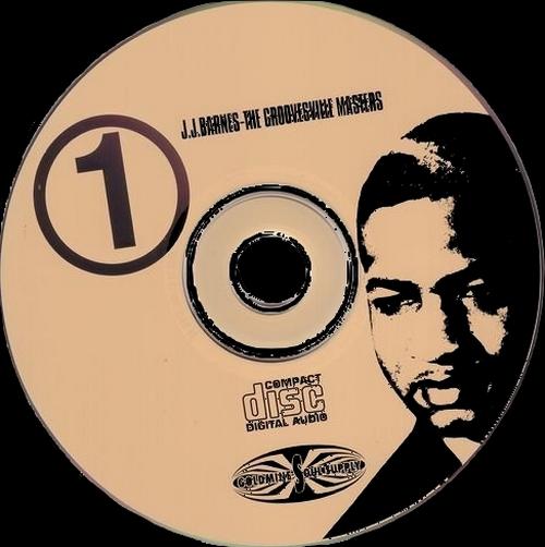 "J.J. Barnes : CD "" The Groovesville Masters "" Disc 1 Goldmine Soul Supply Ltd Records GSCD108 [ UK ]"