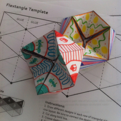 La magie du flextangle
