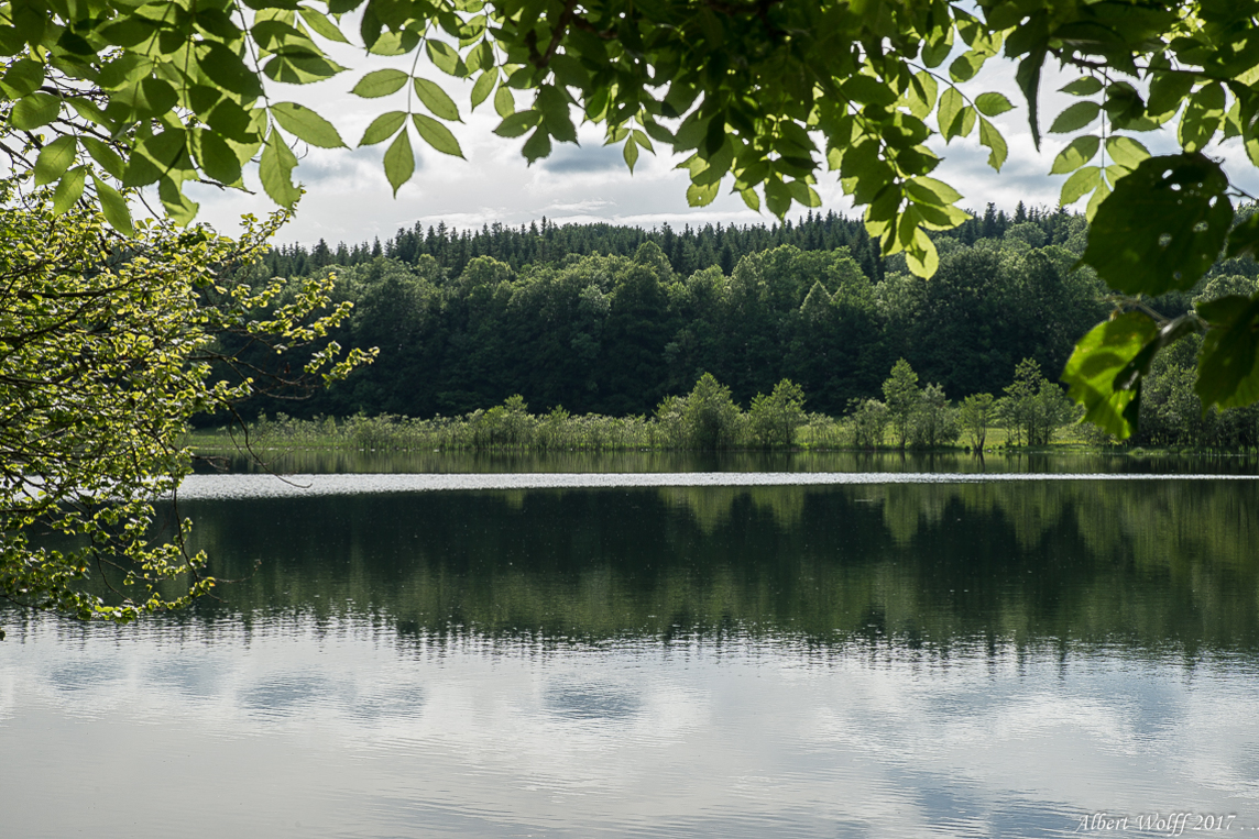 Les 4 lacs ou presque ... fin