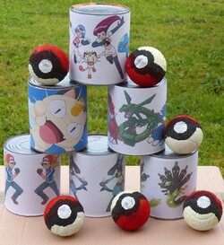 Anniversaire POKEMON - l'animation -