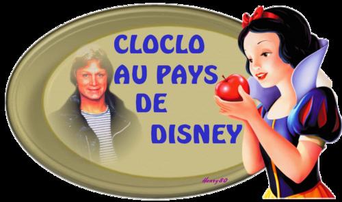 CLOCLO AU PAYS DE DISNEY