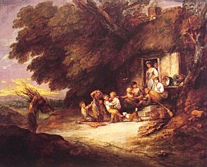 THOMAS-GAINSBOROUGH-THE-COTTAGE-DOOR