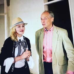 Après le Kenya, Madonna se rend au Malawi
