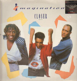 Imagination - Closer - Complete LP