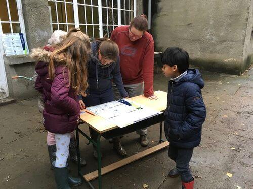 Aménager la ferme pédagogique