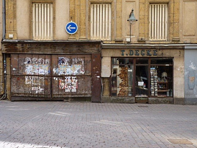 Le vieux brocanteur de Metz 3 Marc de Metz 2011