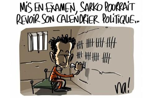 Nicolas Sarkosy : bis repetita ?
