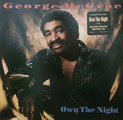 George McCrae - Own The Night - Complete LP
