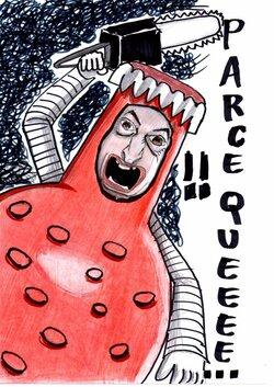--- Source : drawer.skyrock.com ---- Orangina rouge --- image/photo pouvant être protégée par Copyright ou autre ---