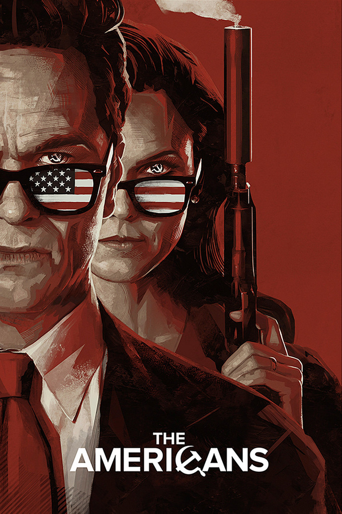 THE AMERICANS REVIENT!