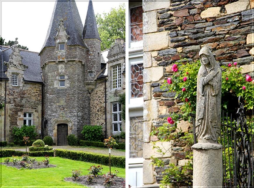 Rochefort en Terre (suite)