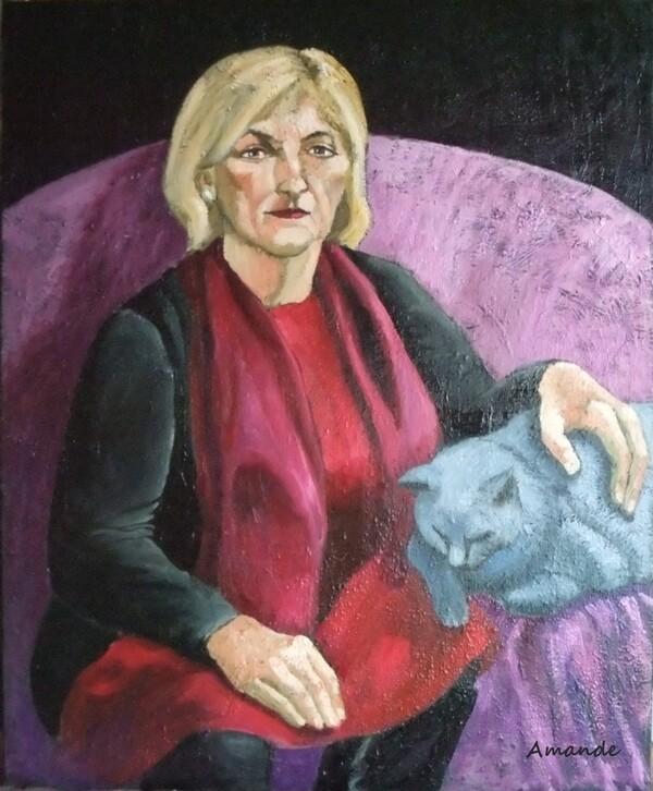 Vendredi - La femme au chat bleu, suite et fin