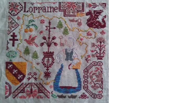 SAL Quaker de Lorraine # 14