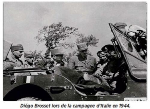 """* Diégo Brosset - """"Un soldat peu conformiste"""" (extrait)"""