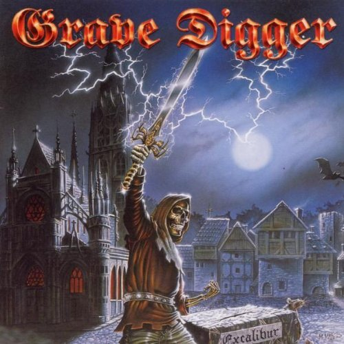 Grave Digger - Excalibur (1999)