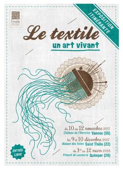 Le textile  : un art vivant