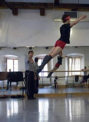 dance ballet class masters prague