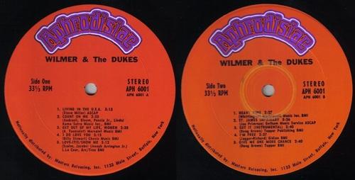 WILMER & THE DUKES