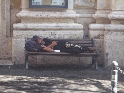 Rome: Misère