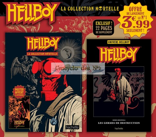 N° 1 Univers Hellboy - Test