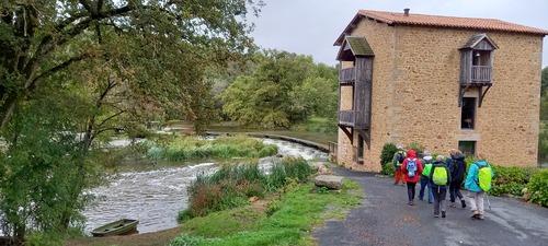 Lundi 05/10/2020 - Le Moulin de la Roche