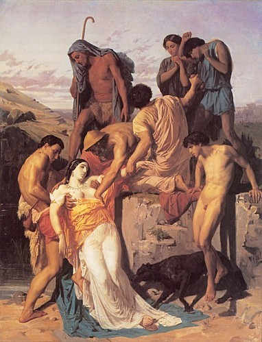 bouguereau william zenobia found by shepherds