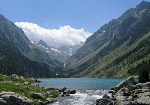 Torrents Sauvages : Vallée du Gave et du lac de GAUBE