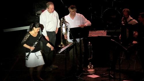 """Le concert 2012 de """"France-Accordéon"""" de Châtillon sur Seine"""
