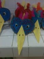 Les couronnes oiseaux