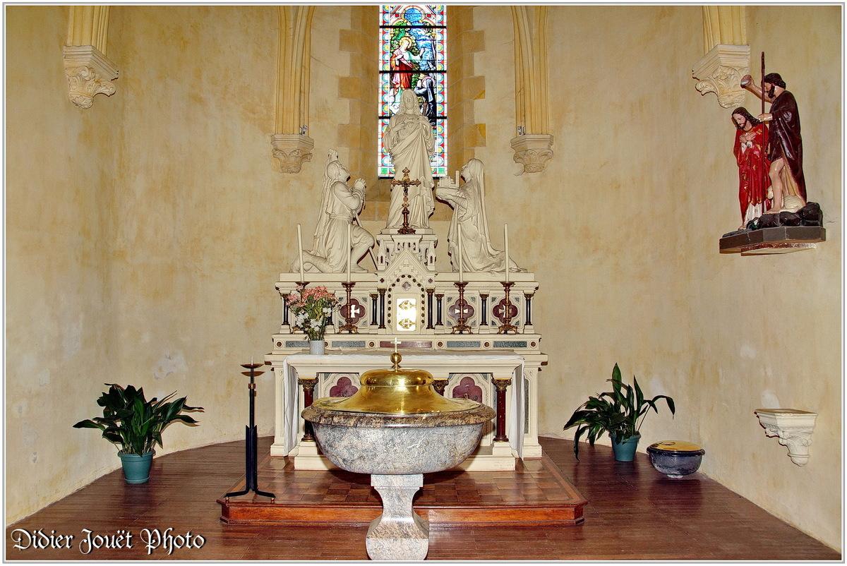 (85) Vendée - Les Essarts (2) _ Eglise St Pierre