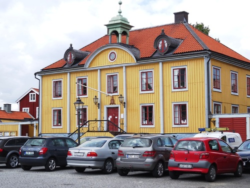 Mariefred en Suède (photos)