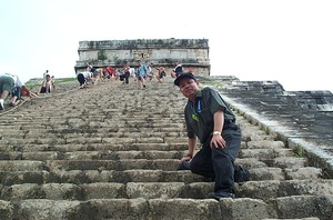 GUNUNG PADANG... le Stonehenge Indonésien !?