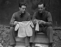 Rencontre de tricoteuses romandes