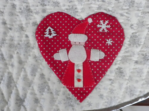 Chemin de Noël  // Terminé !!!!