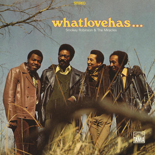 "Smokey Robinson & The Miracles : Album "" What Love Has... Joined Together "" Tamla Records TS 301 [ US ]"