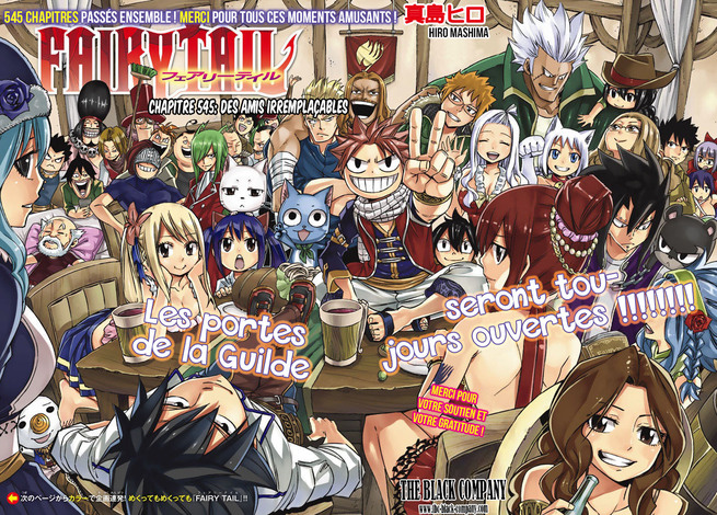 Fairy Tail & Nostalgie