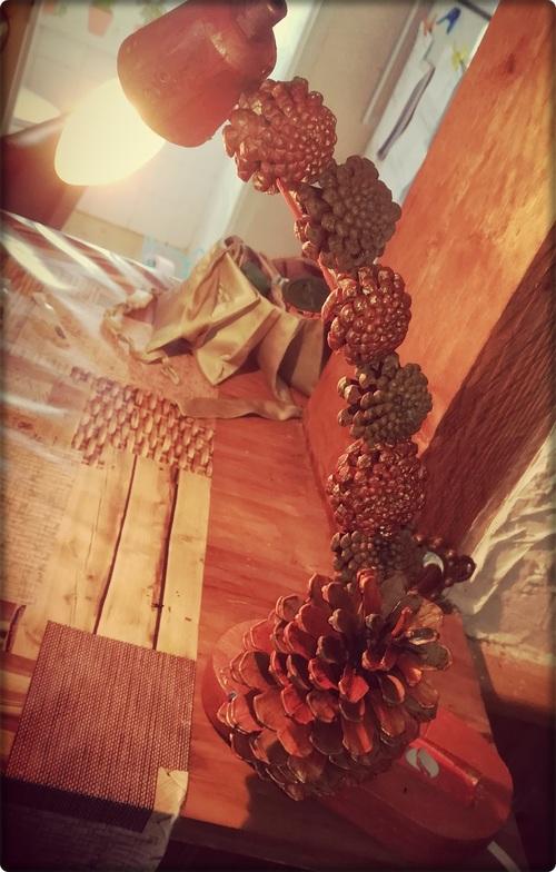 Lampe  d 'automne ♥