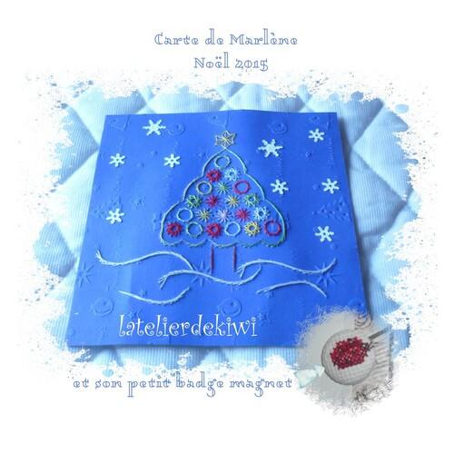 Echange cadeaux Noël 2015