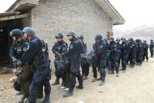 Manifestation pour le Tibet Mercredi 9 octobre devant l'Ambassade de Chine à Paris