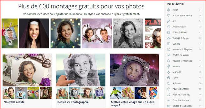 Logiciels et applications : Retouches d'images
