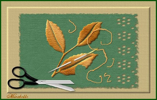 Cours 30 - Broderie