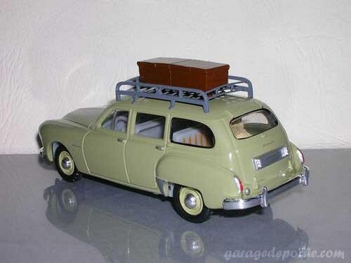 Renault Frégate domaine 1956